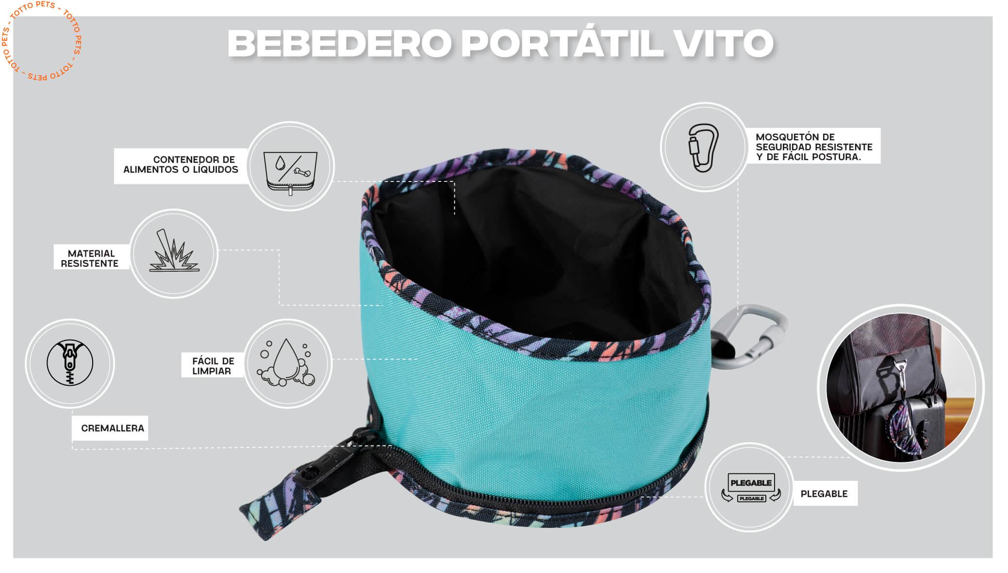 Infografía Bebedero Vito