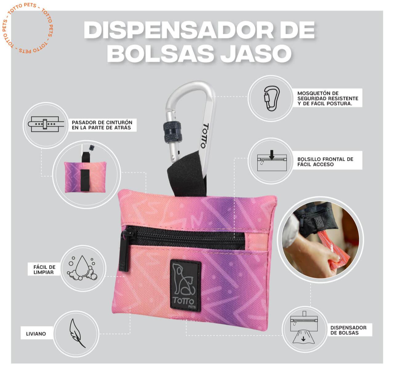 Dispensador Bolsas Jaso