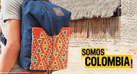 Somos Colombia - Apoya el talento colombiano