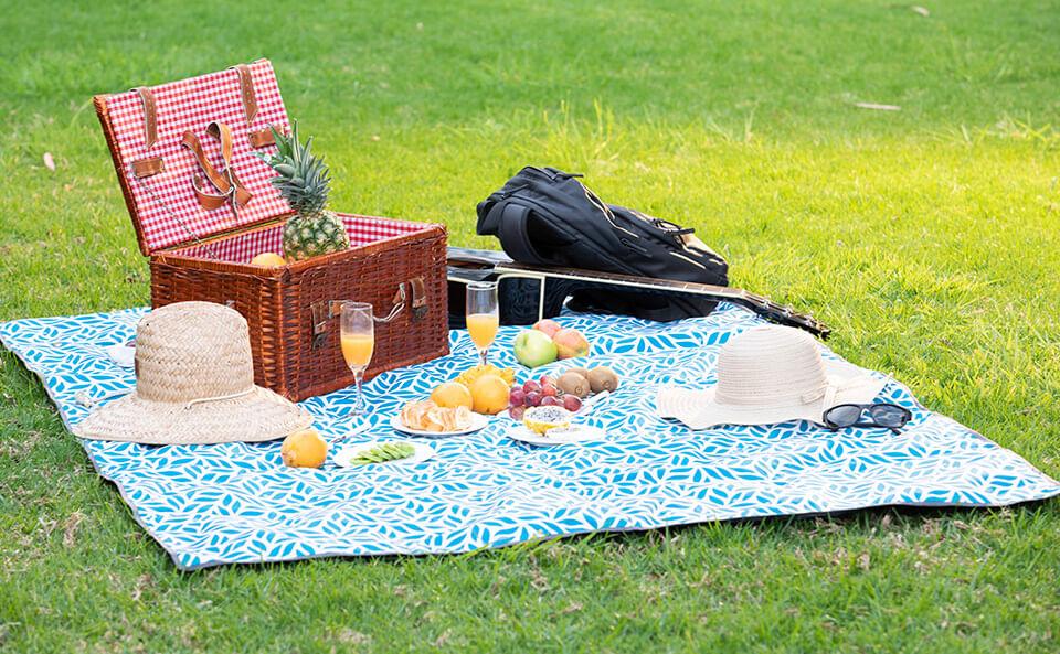 Tapete Carpi para picnic